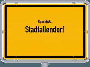Kaminholz & Brennholz-Angebote in Stadtallendorf