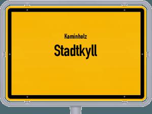 Kaminholz & Brennholz-Angebote in Stadtkyll