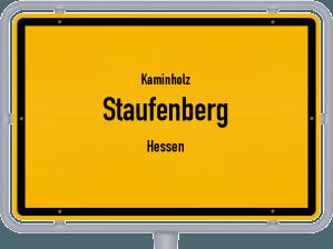 Kaminholz & Brennholz-Angebote in Staufenberg (Hessen)