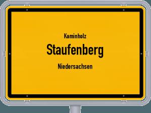Kaminholz & Brennholz-Angebote in Staufenberg (Niedersachsen)