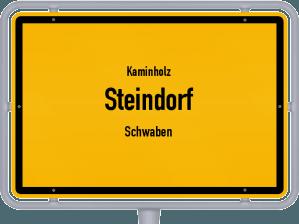 Kaminholz & Brennholz-Angebote in Steindorf (Schwaben)