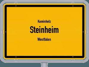 Kaminholz & Brennholz-Angebote in Steinheim (Westfalen)