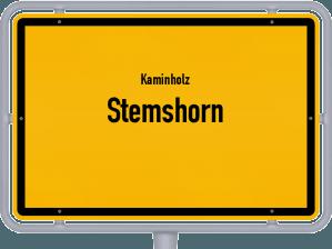 Kaminholz & Brennholz-Angebote in Stemshorn