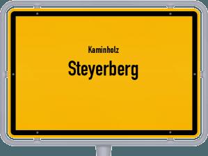 Kaminholz & Brennholz-Angebote in Steyerberg