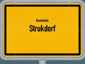 Kaminholz & Brennholz-Angebote in Strukdorf