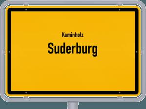 Kaminholz & Brennholz-Angebote in Suderburg