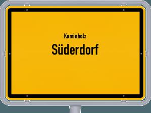 Kaminholz & Brennholz-Angebote in Süderdorf