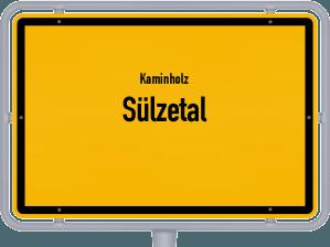 Kaminholz & Brennholz-Angebote in Sülzetal