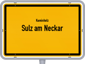 Kaminholz & Brennholz-Angebote in Sulz am Neckar