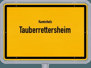 Kaminholz & Brennholz-Angebote in Tauberrettersheim