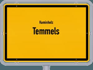 Kaminholz & Brennholz-Angebote in Temmels