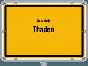 Kaminholz & Brennholz-Angebote in Thaden