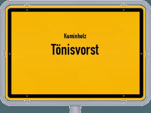 Kaminholz & Brennholz-Angebote in Tönisvorst