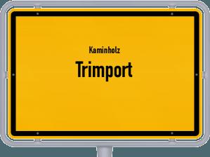 Kaminholz & Brennholz-Angebote in Trimport