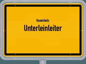 Kaminholz & Brennholz-Angebote in Unterleinleiter