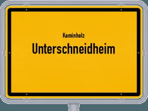 Kaminholz & Brennholz-Angebote in Unterschneidheim