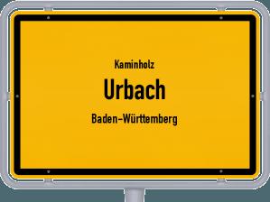 Kaminholz & Brennholz-Angebote in Urbach (Baden-Württemberg)
