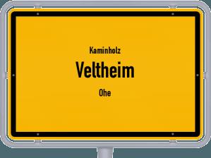 Kaminholz & Brennholz-Angebote in Veltheim (Ohe)