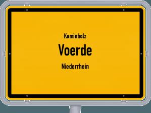 Kaminholz & Brennholz-Angebote in Voerde (Niederrhein)