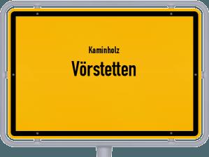 Kaminholz & Brennholz-Angebote in Vörstetten