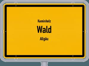 Kaminholz & Brennholz-Angebote in Wald (Allgäu)