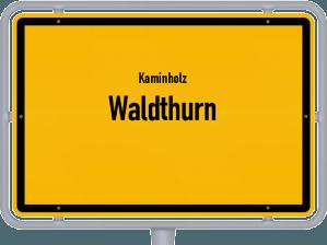 Kaminholz & Brennholz-Angebote in Waldthurn