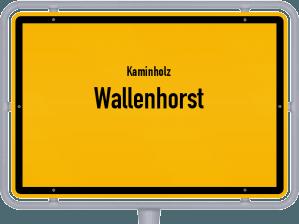 Kaminholz & Brennholz-Angebote in Wallenhorst