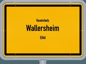 Kaminholz & Brennholz-Angebote in Wallersheim (Eifel)
