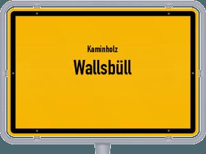Kaminholz & Brennholz-Angebote in Wallsbüll