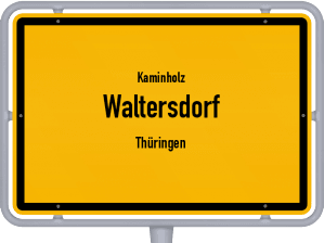 Kaminholz & Brennholz-Angebote in Waltersdorf (Thüringen)