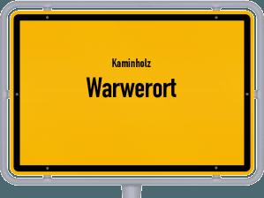 Kaminholz & Brennholz-Angebote in Warwerort