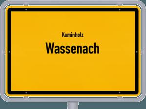 Kaminholz & Brennholz-Angebote in Wassenach