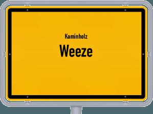 Kaminholz & Brennholz-Angebote in Weeze