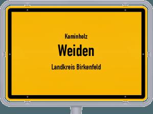 Kaminholz & Brennholz-Angebote in Weiden (Landkreis Birkenfeld)