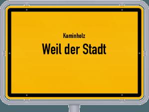 Kaminholz & Brennholz-Angebote in Weil der Stadt