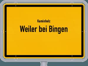 Kaminholz & Brennholz-Angebote in Weiler bei Bingen