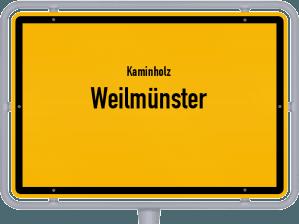 Kaminholz & Brennholz-Angebote in Weilmünster
