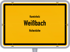 Kaminholz & Brennholz-Angebote in Weißbach (Hohenlohe)