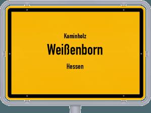 Kaminholz & Brennholz-Angebote in Weißenborn (Hessen)