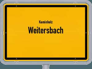 Kaminholz & Brennholz-Angebote in Weitersbach