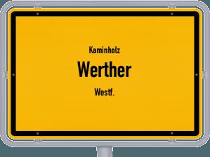 Kaminholz & Brennholz-Angebote in Werther (Westf.)