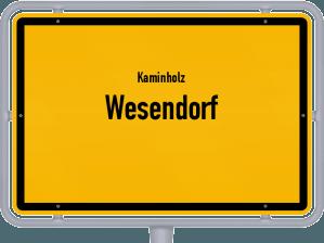 Kaminholz & Brennholz-Angebote in Wesendorf