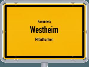 Kaminholz & Brennholz-Angebote in Westheim (Mittelfranken)