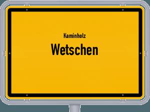 Kaminholz & Brennholz-Angebote in Wetschen