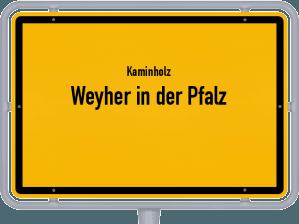 Kaminholz & Brennholz-Angebote in Weyher in der Pfalz
