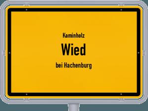 Kaminholz & Brennholz-Angebote in Wied (bei Hachenburg)