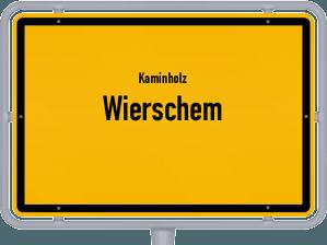 Kaminholz & Brennholz-Angebote in Wierschem
