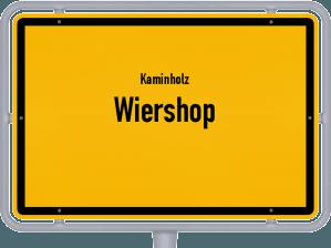 Kaminholz & Brennholz-Angebote in Wiershop