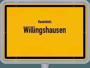 Kaminholz & Brennholz-Angebote in Willingshausen