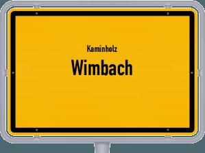 Kaminholz & Brennholz-Angebote in Wimbach